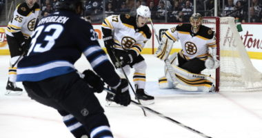 Dustin Byfuglien didn't skate or train this offseason. Could the Boston Bruins consider trading Torey Krug later this year?