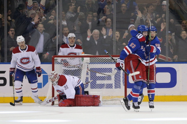 Vladislav Namestnikov trade gives the New York Rangers room to cover bonuses.