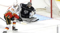 It wouldn't be easy for the LA Kings to move Jonathan Quick