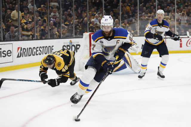 The 29-year old Alex Pietrangelo is entering the final year of his contract and he'll be looking for a big, long-term deal. Will the St. Louis Blues be able to keep him?