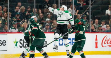 The Dallas Stars have their asking price for Julius Honka.