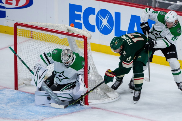 The Dallas Stars and Minnesota Wild are off to slow starts, but any changes may not happen quickly.
