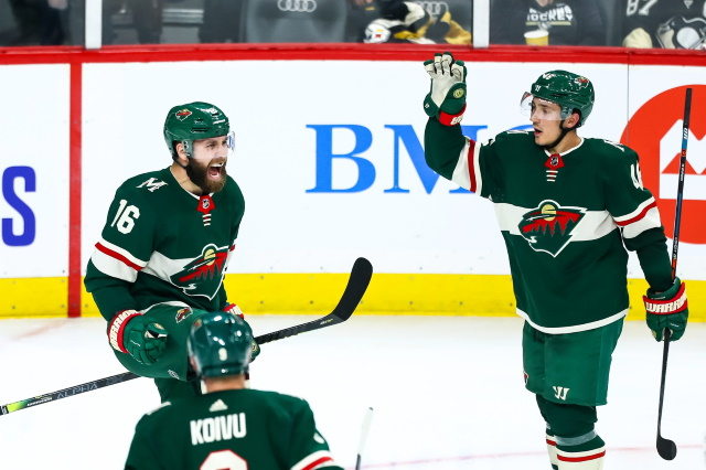The Minnesota Wild have plenty of time to change course. If they don't arrest this skid soon, however, they risk falling into a deep, early-season hole that could jeopardize their playoff hopes.