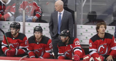 Do the New Jersey Devils move on quickly from the head coach John Hynes? Looking at some possible candidates to replace him if they do.