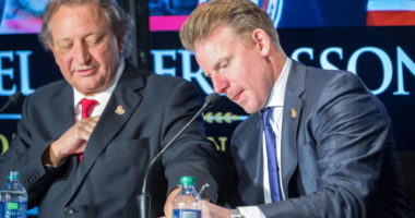 Eugene Melnyk has owned the Ottawa Senators since 2003. Much criticism has followed him, especially the last few years. Could he be looking to sell the Senators?