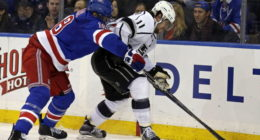 The New York Rangers' early-season struggles are no fluke. The Los Angeles Kings offense has come to life.