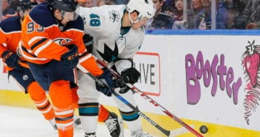 Ryan Nugent-Hopkins out this weekend after a hand procedure. Thomas Hertl doubtful for tonight.