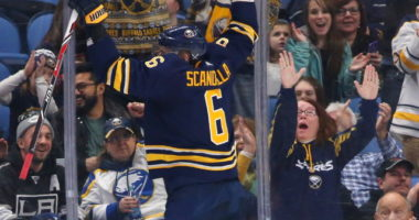 The Buffalo Sabres will have some defensemen to move once they get healthy.