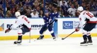NHL injury updates for Viktor Arvidsson, Steven Stamkos, Ryan Nugent-Hopkins, Tomas Hertl, Nicklas Backstrom, and Alex Edler
