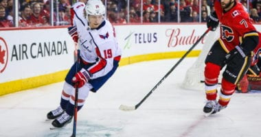 Nicklas Backstrom and the Washington Capitals are talking contract extension.