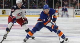 Contract talks between the Islanders and Mathew Barzal's camp haven't heated up. Little talks between the Blue Jackets and Pierre-Luc Dubois' camp for now.