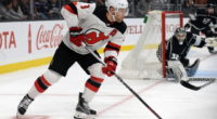 Taylor Hall's agent to meet with the Devils tomorrow.