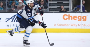 Dustin Byfuglien and Winnipeg Jets situation takes a twist.