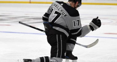The Los Angeles Kings are scratching Ilya Kovalchuk. The sides could be looking for a trade.