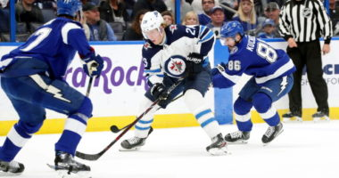 Patrik Laine could return tonight. Victor Hedman will start practicing next week.