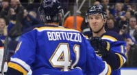 St. Louis Blues Robert Bortuzzo knocked Viktor Arvidsson out the Predators lineup for four to six weeks. The NHL had another opportunity to set an example, and once again they failed.