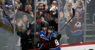 The Colorado Avalanche have lost both Mikko Rantanen and Gabriel Landeskog to injuries that will keep them out weeks. How will they respond?