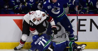 Every season you get a couple of teams that surprise us. This year there is no shortage of teams through the first month, including the Vancouver Canucks and the Arizona Coyotes.