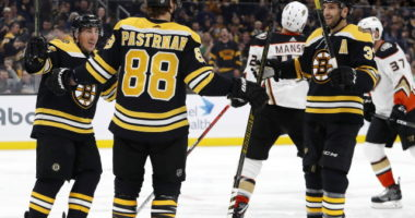 Secondary Scoring Remains The Boston Bruins' Achilles Heel