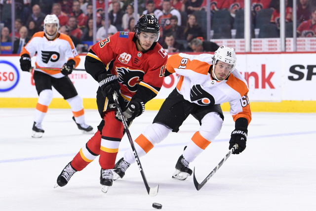 The Vancouver Canucks have been looking to make a move for months. The Philadelphia Flyers should be interested in Johnny Gaudreau if he becomes available