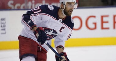 Nick Foligno suspended for three games.