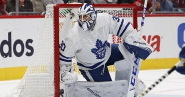 The Toronto Maple Leafs need to find a capable, cheap backup goaltender.