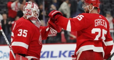 Mike Green and Jimmy Howard are two Detroit Red Wings that could be moved by the trade deadline.
