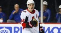 Things quiet on the Ottawa Senators - Jean-Gabriel Pageau front.