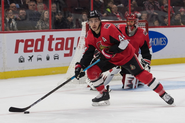 Ottawa Senators Jean-Gabriel Pageau is off to a hot start. Has he priced himself out of Ottawa if he wanted to stay? Will the Senators decide to move before the trade deadline.