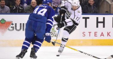 Teams would have to pay up if they LA Kings were to move forward Kyle Clifford..