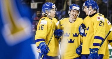 The 2020 World Junior Championship gets underway today. Team Sweden faces off against Team Finland. A team preview for Sweden heading into the tournament.