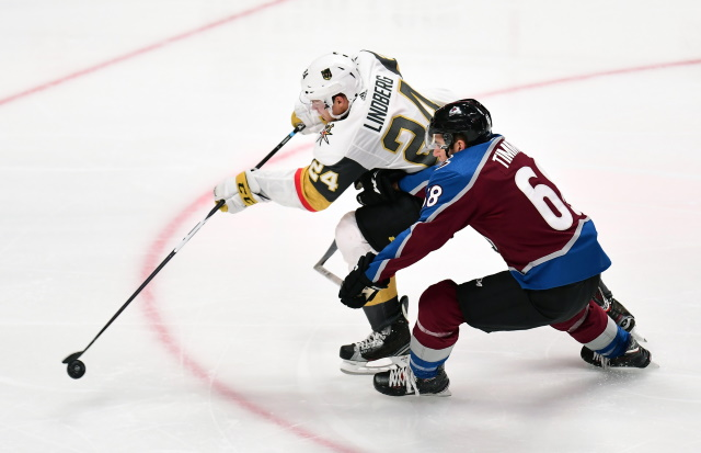 Looking at four NHL prospects from Western Conference teams that could be traded before the February 24th NHL trade deadline.