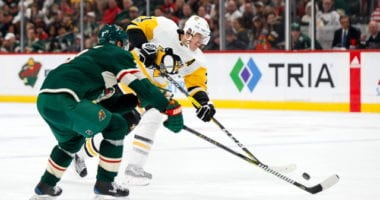 Evgeni Malkin steamrolling NHL in Sidney Crosby's absence. Jared Spurgeon leading the charge for the Minnesota Wild