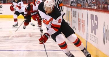 The Arizona Coyotes have acquired Taylor Hall from the New Jersey Devils