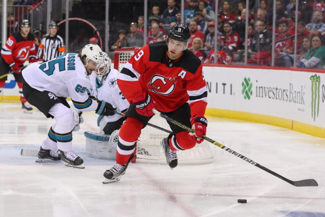 NHL Rumors: New Jersey Devils pending free agent Taylor Hall gets the once over by Anaheim and San Jose then analyzed by the numbers.