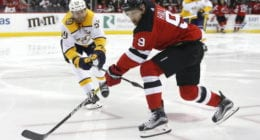 Looking at five teams that have the most realistic chances of trading for New Jersey Devils pending UFA Taylor Hall before the February 24th NHL trade deadline.