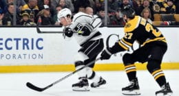 The Boston Bruins could be interested in Los Angeles Kings winger Tyler Toffoli