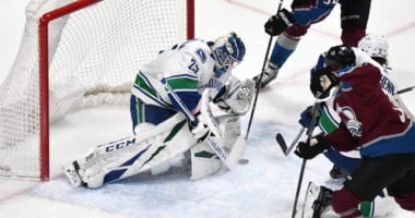 The Vancouver Canucks will open up contract extension talks with Jacob Markstrom soon.