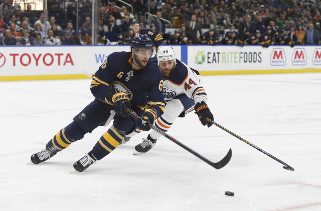 Marco Scandella is one of several defensemen that could be available for trade. $4 million a year for Zack Kassian?