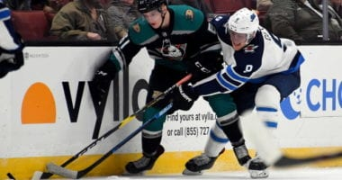 Troy Terry out for 10 weeks. The Jets put Andrew Copp on the IR