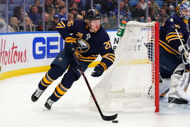 Rasmus Dahlin has been cleared for contact