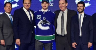 Vancouver Canucks 2019 NHL draft pick Vasily Podkolzin is one Russian player to keep an eye on.