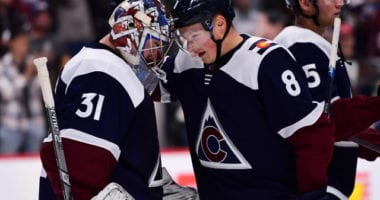 There is no update on Avs Cale Makar yet. Philipp Grubauer will test his hamstring this morning.