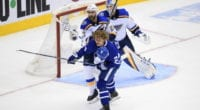 The Maple Leafs weren't interested in moving Kasperi Kapanen. Blue GM quiet if any Alex Pietrangelo contract progress.