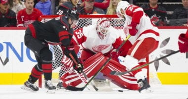 The Detroit Red Wings are definitely going to be sellers leading up the NHL trade deadline. Looking at five players that could be on the move.