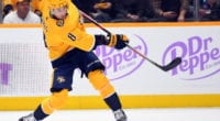 What do the Nashville Predators do with Kyle Turris?