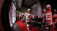 Teams are starting the call the New Jersey Devils about Taylor Hall.