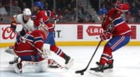The Montreal Canadiens are endanger of missing of the playoffs as they continue to struggle. Do they hit a point this season when they go into rebuild mode?