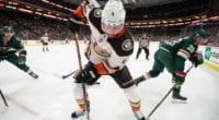 Anaheim Ducks defenseman Cam Fowler