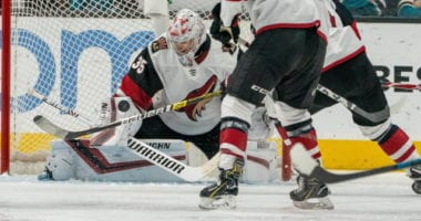 The Arizona Coyotes best start in six and the recent acquisition of Taylor Hall as betters looking at the Coyotes.